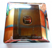 Clipsal fused spur brown.